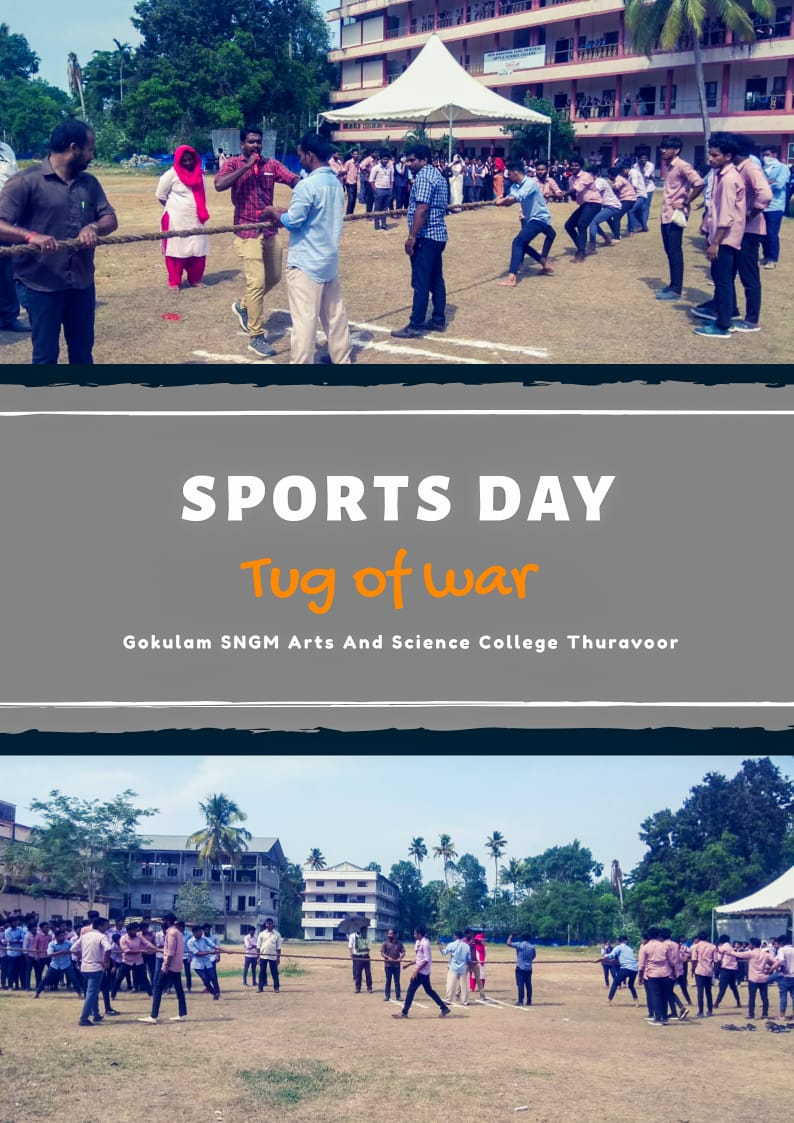 ANNUAL SPORTS DAY 1 st MARCH 2019